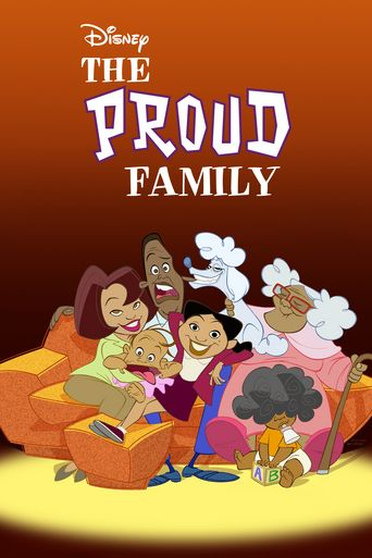 The Proud Family Poster