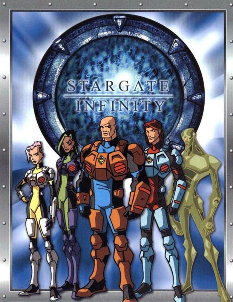 Stargate Infinity Poster