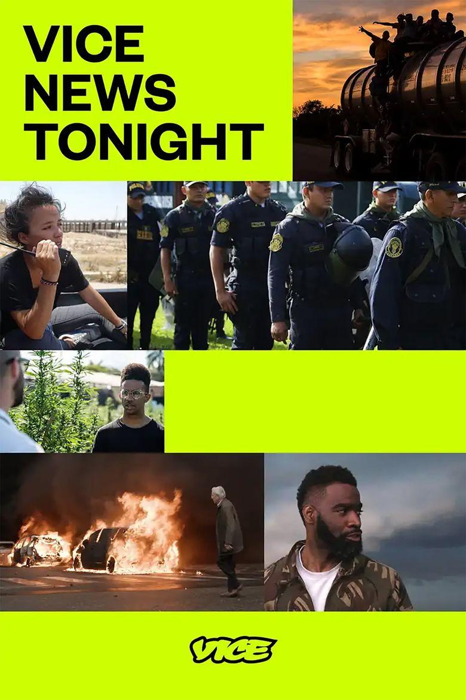 VICE News Tonight Poster