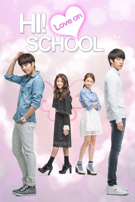 High School - Love On Poster
