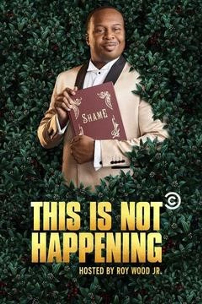 This Is Not Happening Poster