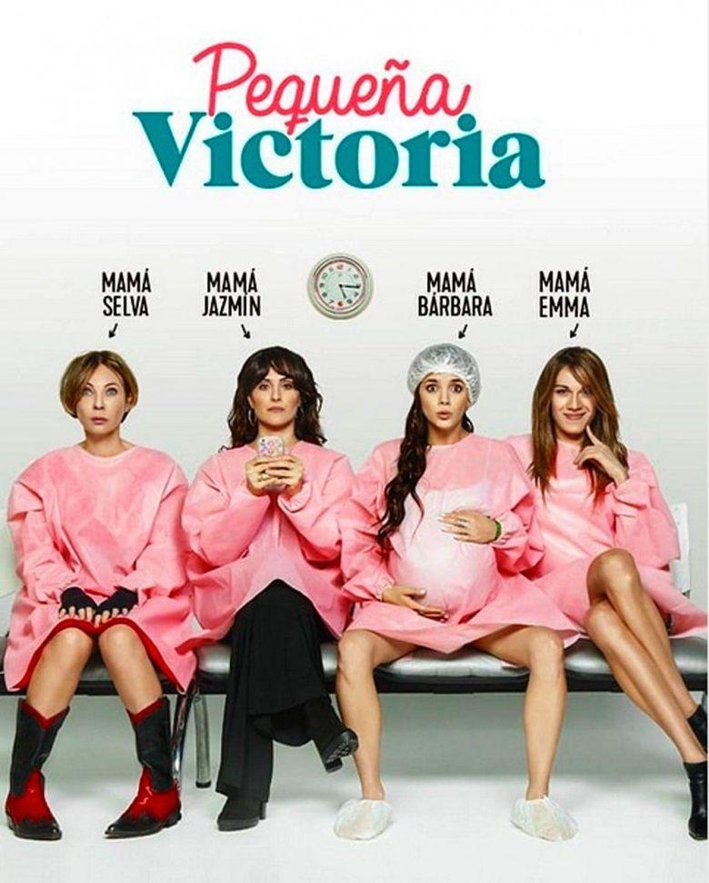 Pequeña Victoria Poster