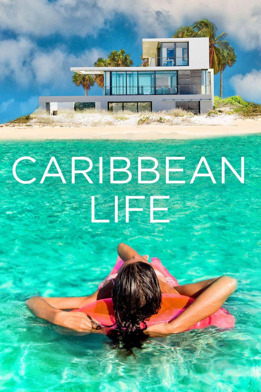 Caribbean Life Poster