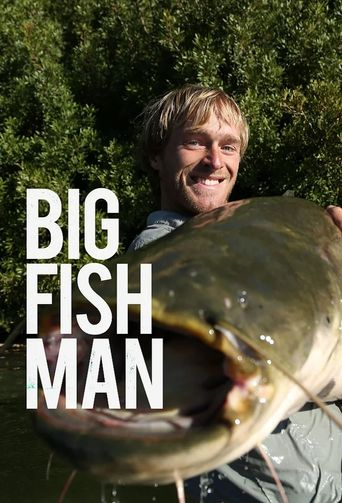 Big Fish Man Poster