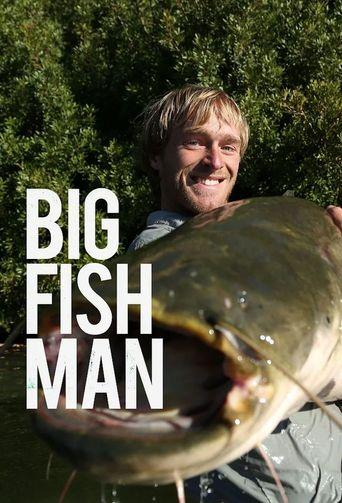 Big Fish Man Poster