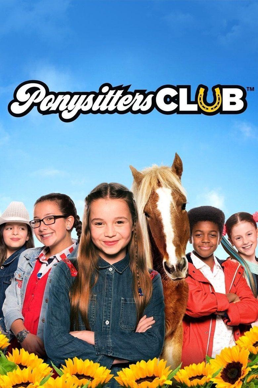 Ponysitters Club Poster