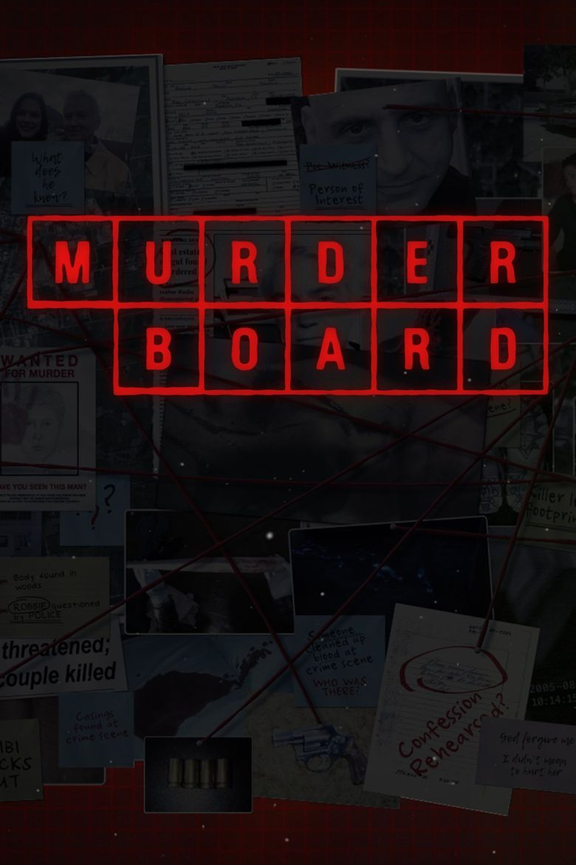 Murder Board Poster