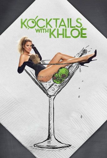 Kocktails With Khloé Poster