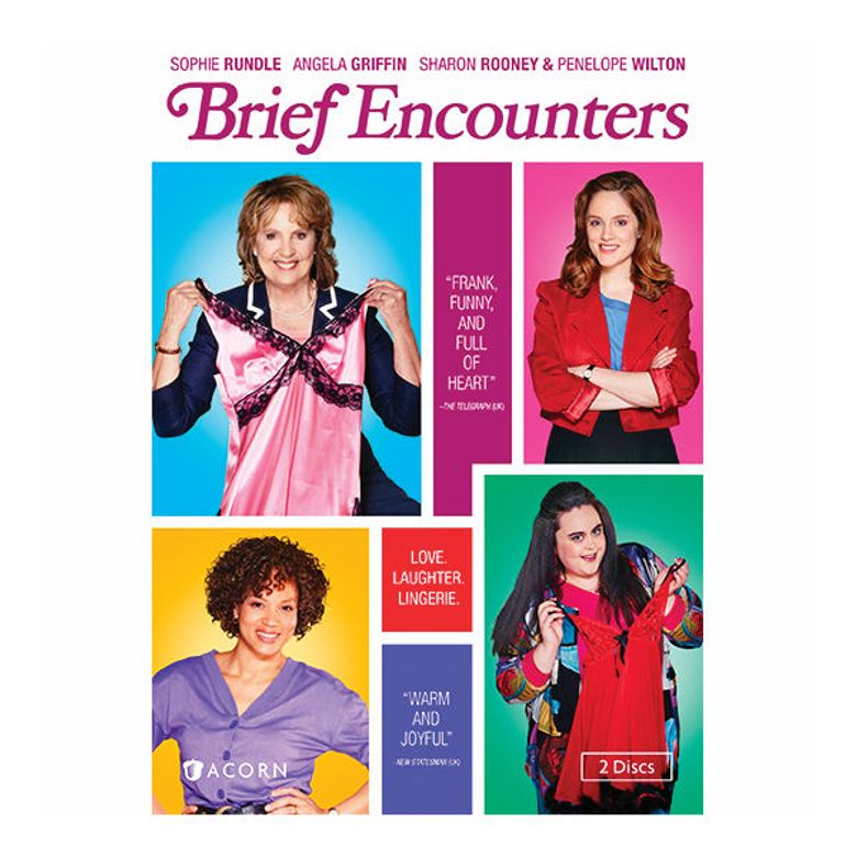 Brief Encounters Poster