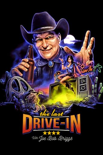The Last Drive-in With Joe Bob Briggs Poster