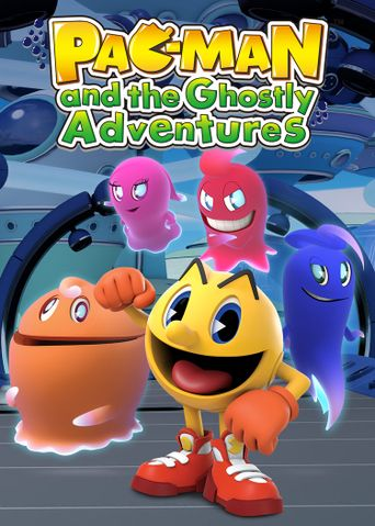 Pac-Man and the Ghostly Adventures Poster