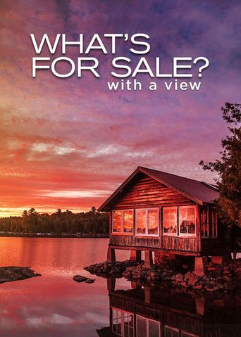 What's for Sale? With a View Poster