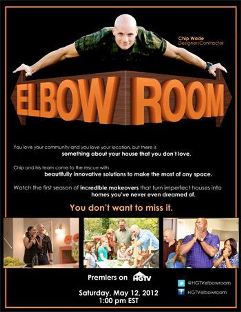 Elbow Room Poster