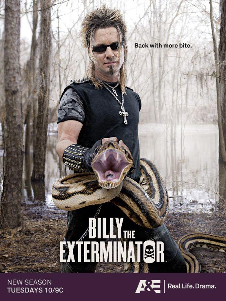 The Exterminators Poster