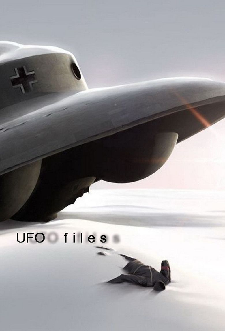 UFO Files Poster