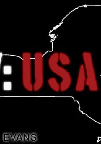 HIV: USA Poster