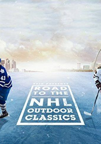 NHL Road to the Outdoor Classics Poster