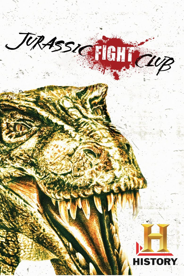 Jurassic Fight Club Poster