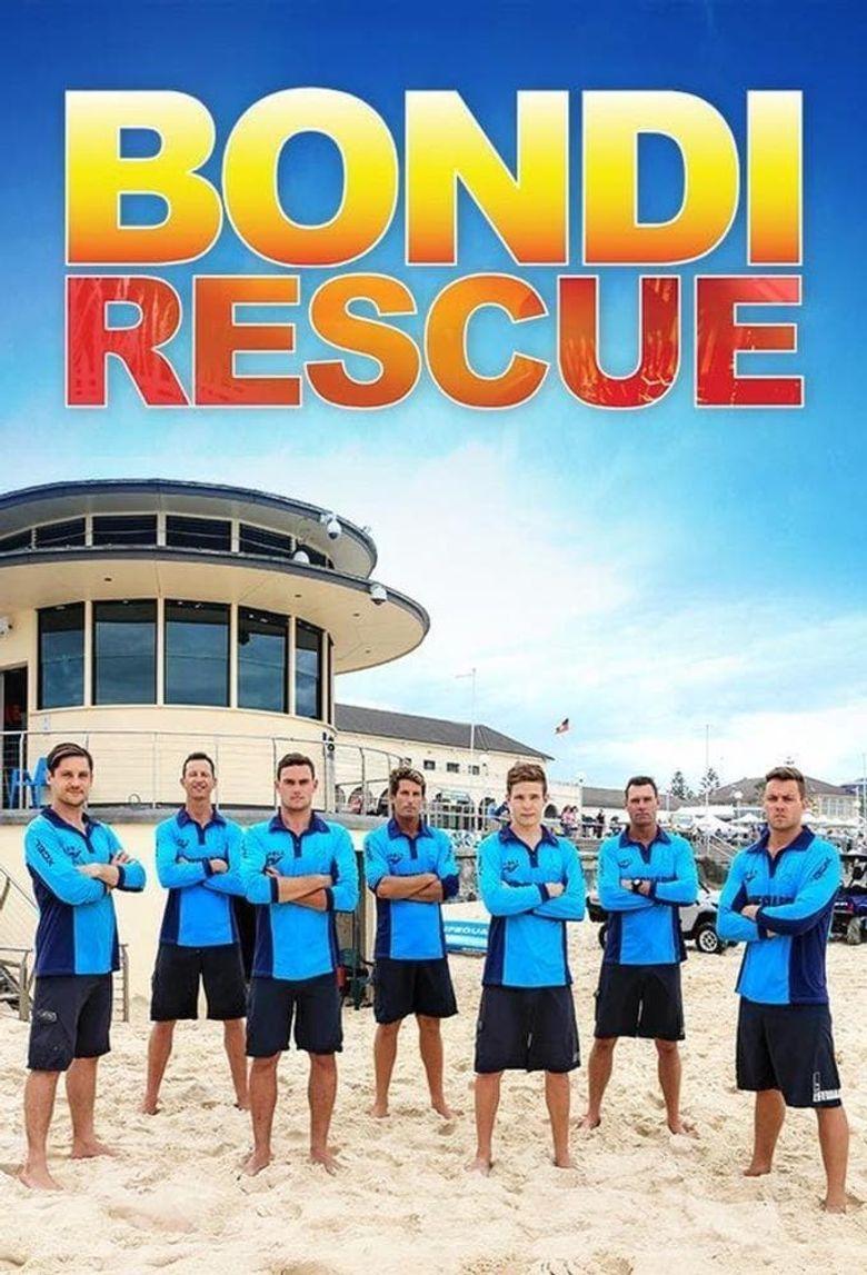 Bondi Rescue Poster