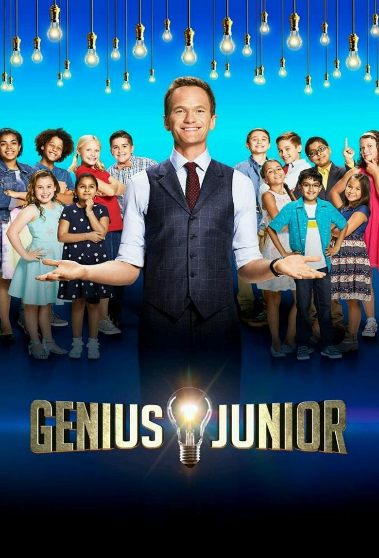 Genius Junior Poster
