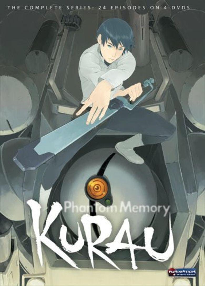 Kurau Phantom Memory Poster