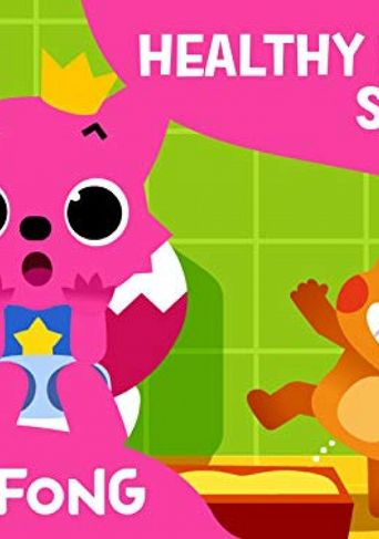 Pinkfong! Healthy Habit Songs Poster