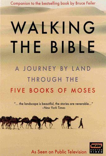 Walking The Bible Poster