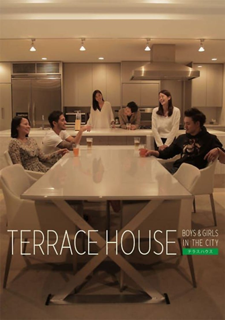 Terrace house boys girls in the city where to watch for Terrace house boys and girls in the city