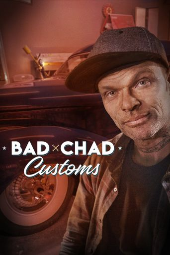 Bad Chad Customs Poster
