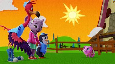 Season 01, Episode 05 Pearl the Piglet