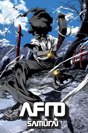 Watch Afro Samurai