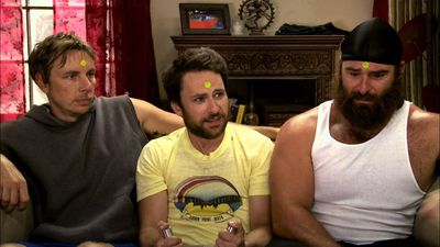 Season 10, Episode 10 Ass Kickers United: Mac and Charlie Join a Cult