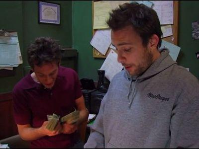 Season 01, Episode 01 The Gang Gets Racist