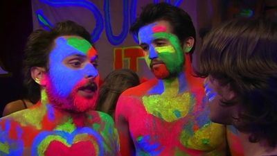 Season 05, Episode 12 The Gang Reignites the Rivalry