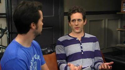 Season 05, Episode 09 Mac and Dennis Break Up
