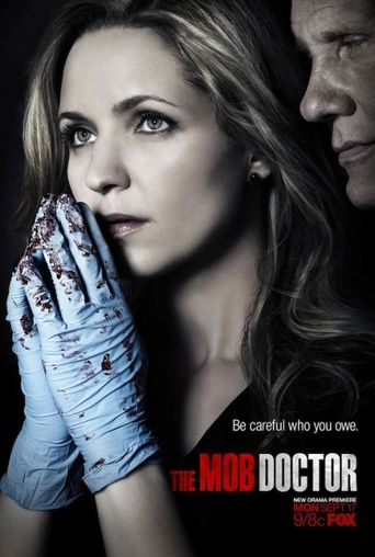 The Mob Doctor Poster
