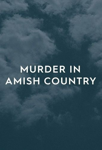 Murder in Amish Country Poster