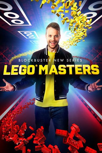 LEGO Masters Poster