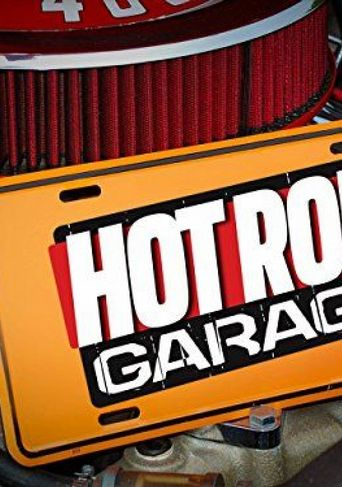 Hot Rod Garage Poster