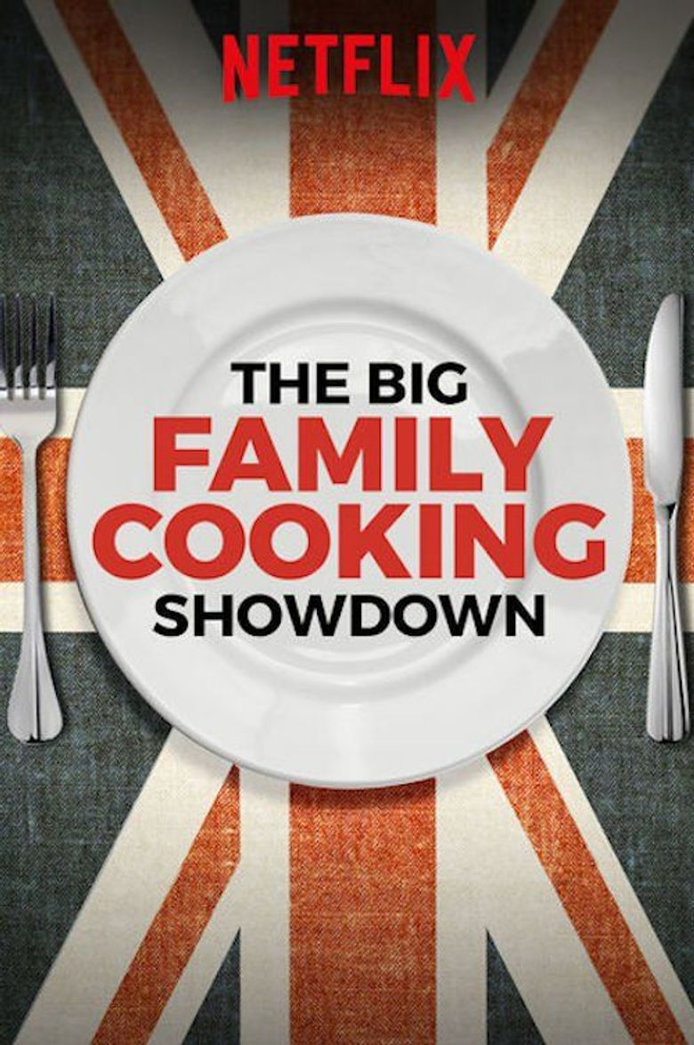 The Big Family Cooking Showdown Poster