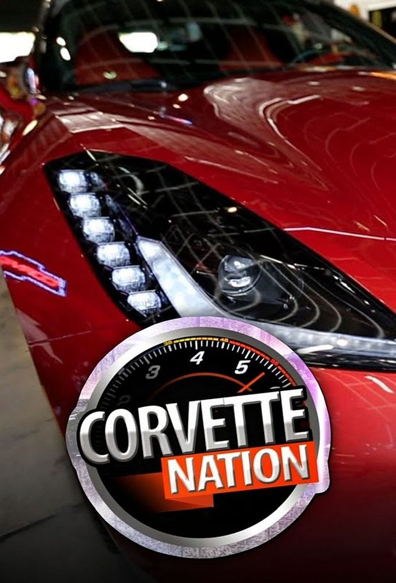Corvette Nation Poster