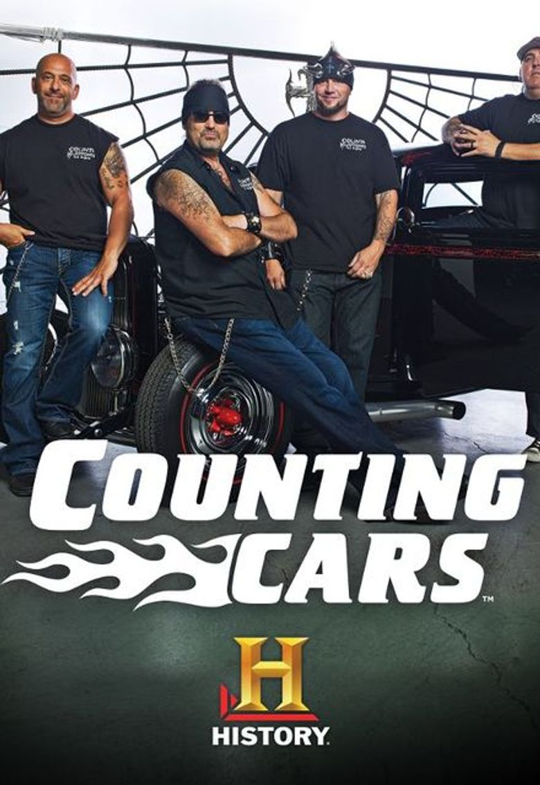 Counting Cars Poster