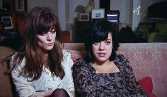Lily Allen: From Riches to Rags Poster