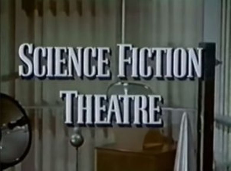 Science Fiction Theatre Poster