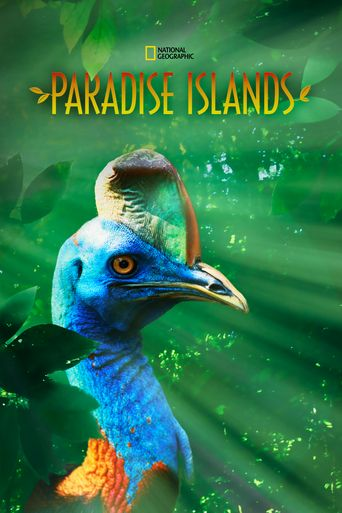 Paradise Islands Poster