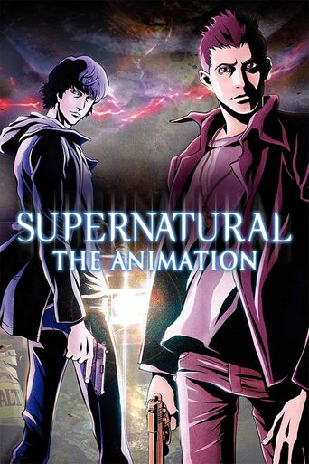 Supernatural The Animation Poster