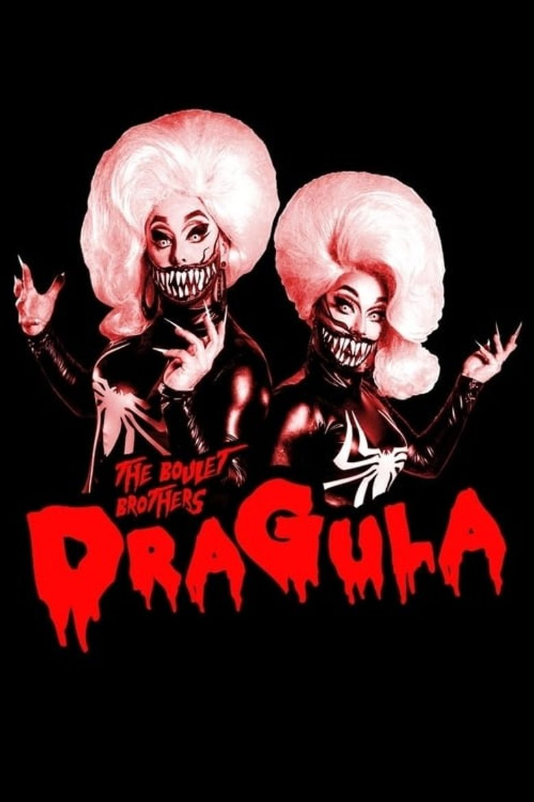 The Boulet Brothers' Dragula Poster