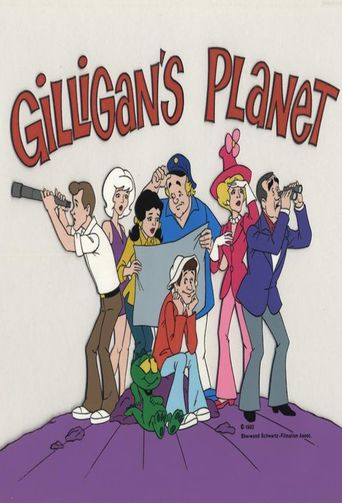 Gilligan's Planet Poster