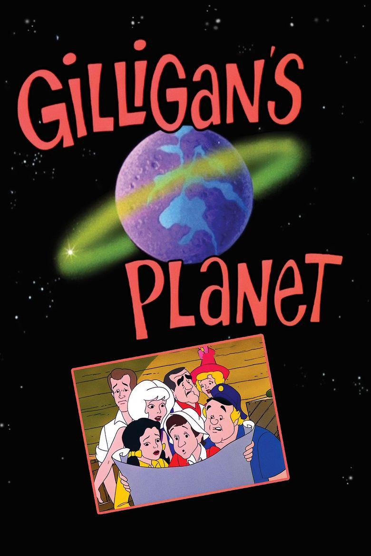 Gilligan's Planet Poster