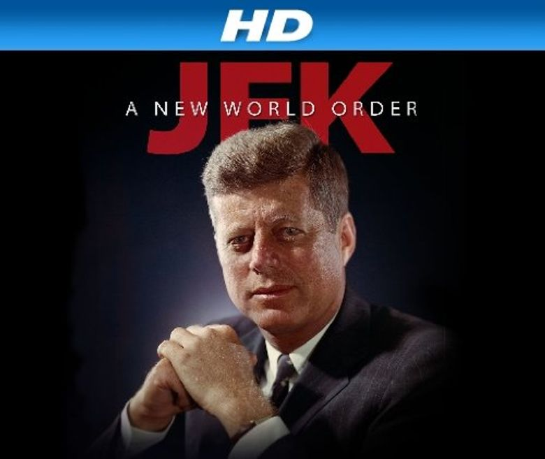 JFK - A New World Order Poster